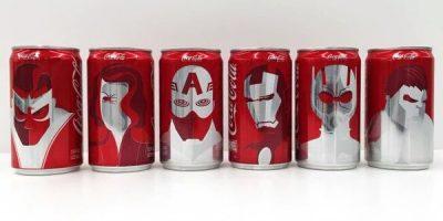 Capitão América: Guerra Civil | Marvel e Coca-Cola criam latas de refrigerante inpiradas no filme