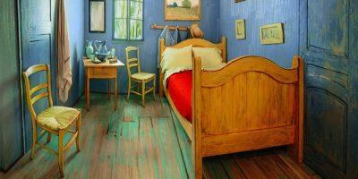 Durma em um dos quadros mais famosos de Van Gogh
