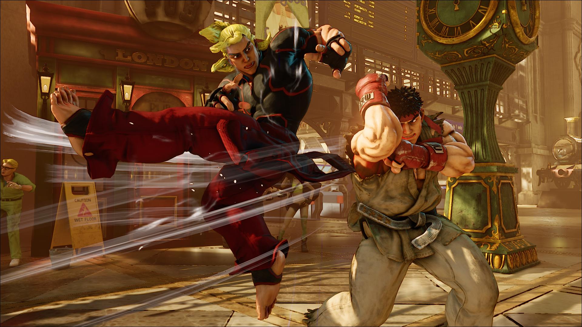 Street Fighter V | Jogo pode ganhar modo Arcade em breve