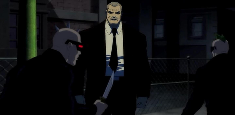 Batman: O Cavaleiro das Trevas Parte 1 (2012)   A metalinguagem de um personagem além do manto