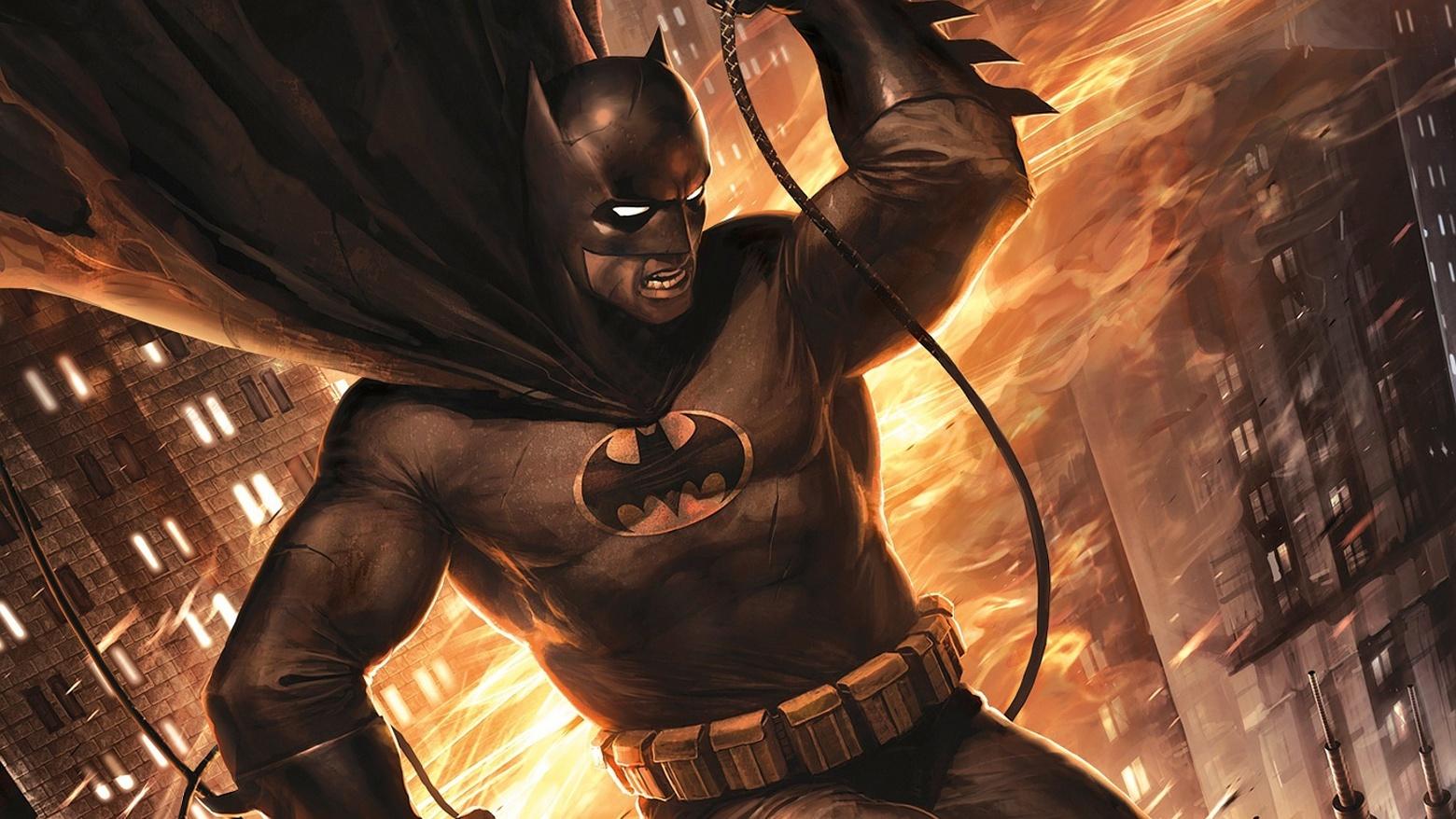 Batman: O Cavaleiro das Trevas – Parte 2 (2013) | O