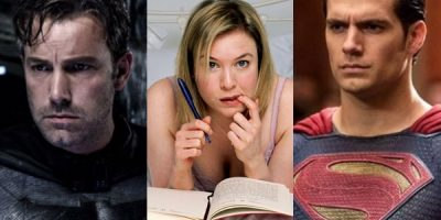 Batman ou Superman pode ser o pai do bebê de Bridget Jones