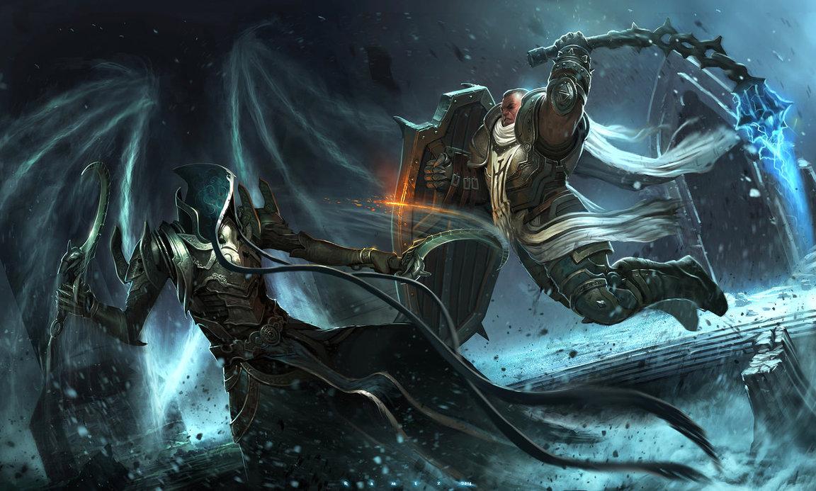 Diablo III: Reaper of Souls | Jogador alcança nível 70 em 33 segundos!