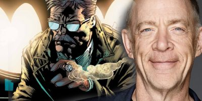 Liga da Justiça | J.K. Simmons viverá Comissário Gordon no filme