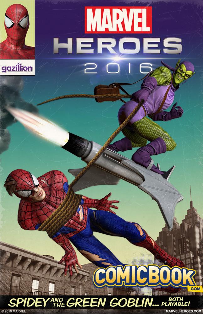 Marvel Heroes | Duende Verde é adicionado como personagem jogável