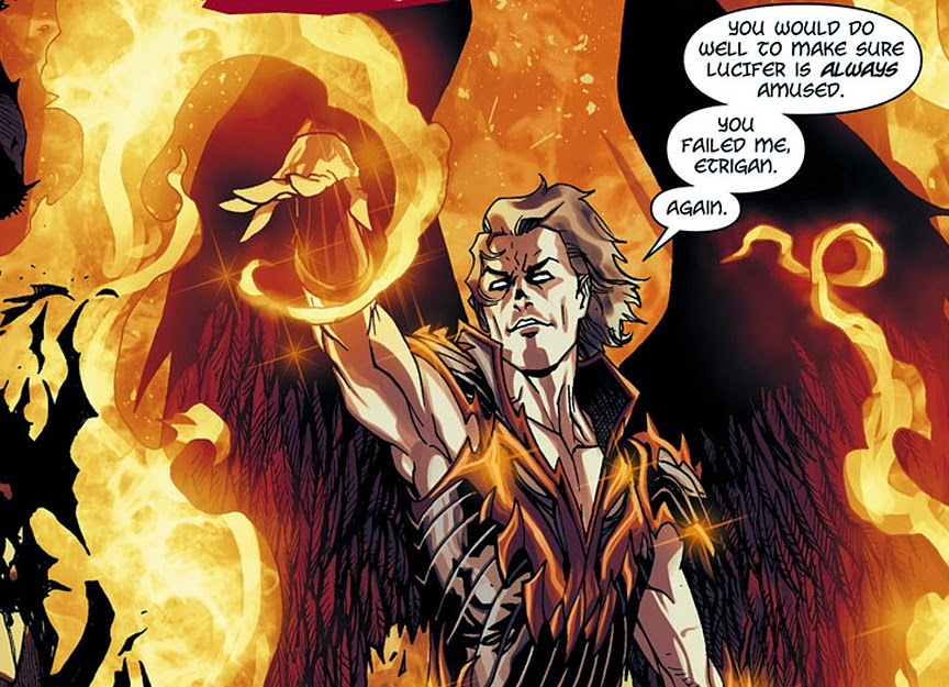 Origens e Evoluções | Lucifer Morningstar