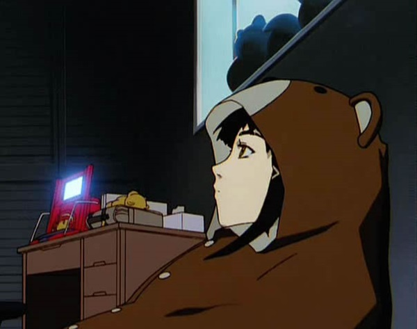 Serial Experiments Lain 4