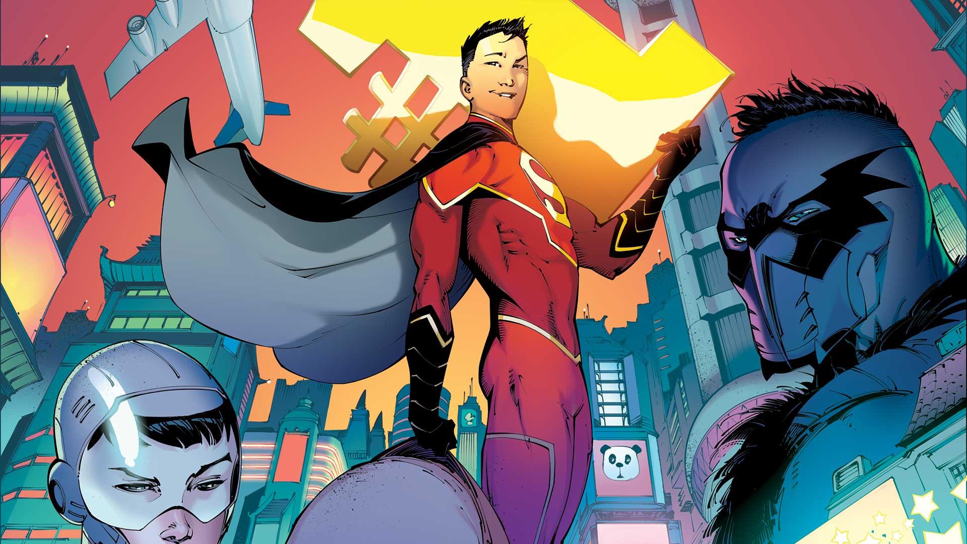 Resultado de imagem para new superman rebirth