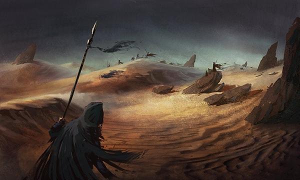 Resenha - Duna Política, geopolítica, religião, guerra e muita areia (5)