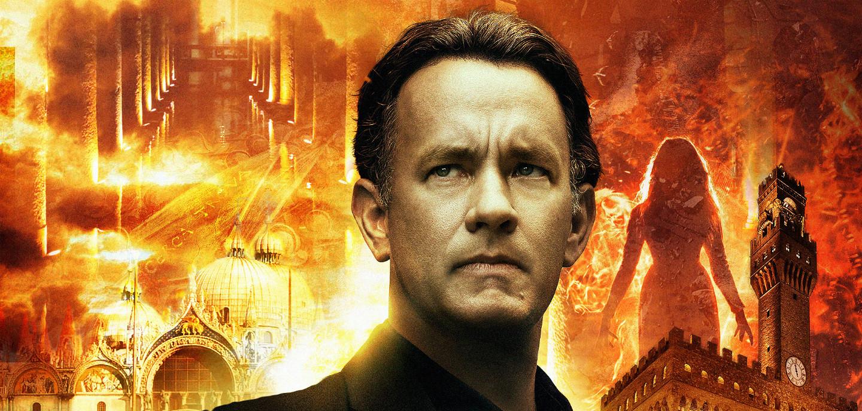 Inferno, com Tom Hanks
