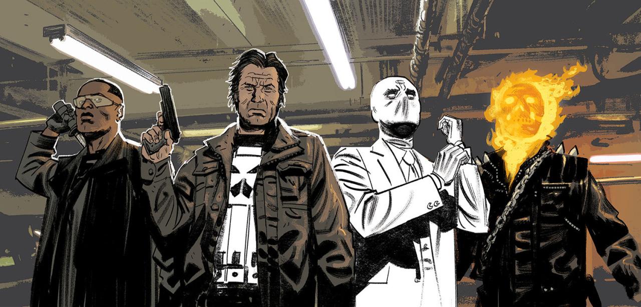 Marvel Comics   Rumores apontam para novas séries produzidas pela Netflix