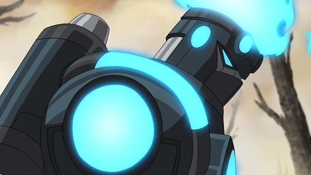 Mutante Rex | A ficção científica de uma agradável série animada