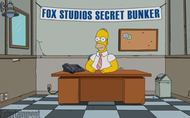 Os Simpsons   Episódio terá sessão ao vivo com Homer Simpson