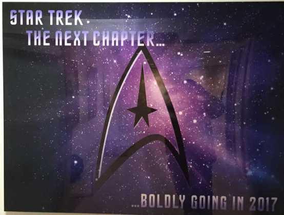 Liberada foto de como será a Enterprise da nova série da CBS de Star Trek (3)