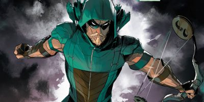 DC Comics | Green Arrow: Rebirth #01 vendeu mais de 90 mil cópias!