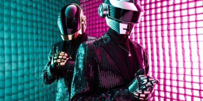 Mapa festivo o/a desafia a encontrar o duo Daft Punk!