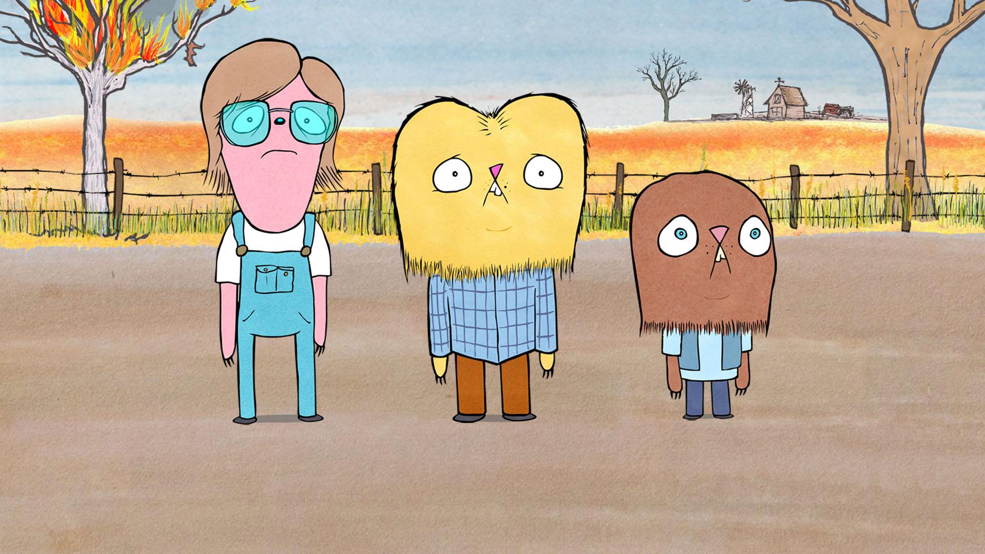 Out There - 1° Temporada | Um achado para a boa comédia