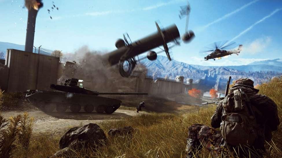 Battlefield   Série de TV está em desenvolvimento