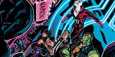 Liga da Justiça Sombria | Disponibilizado primeiro vislumbre da animação!