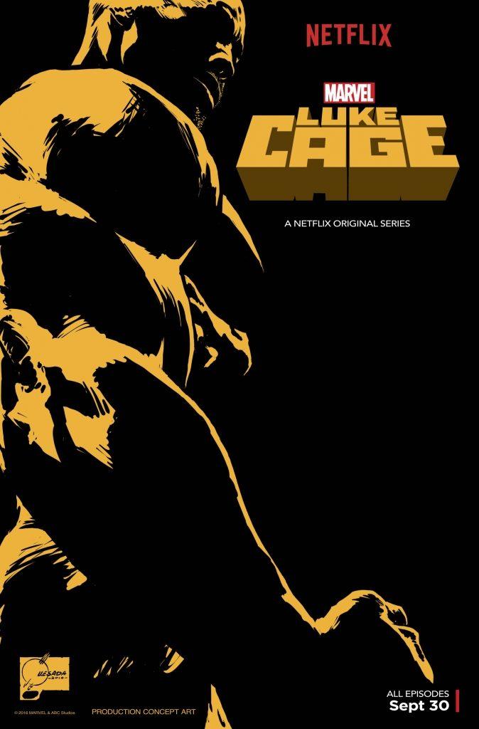Luke Cage   Série ganha poster exclusivo para SDCC