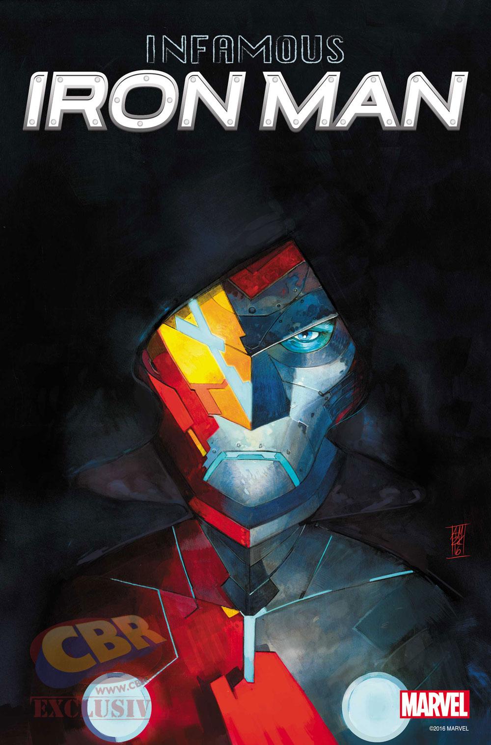Marvel Comics | Doutor Destino assumirá a armadura do Homem de Ferro