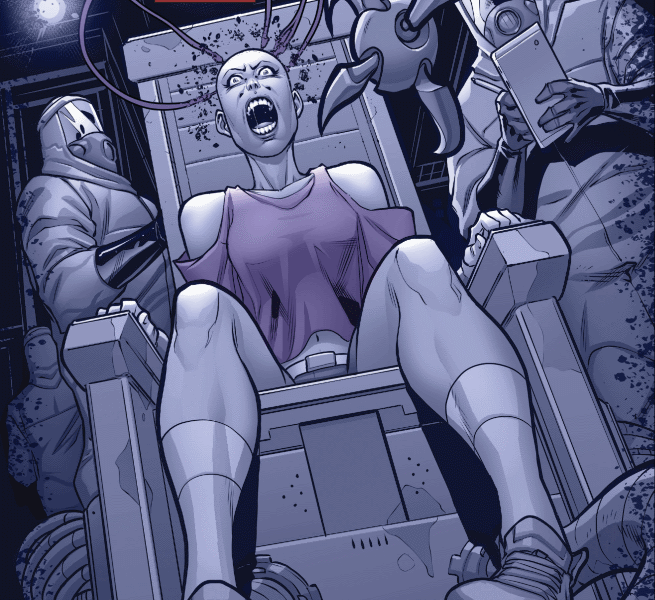 Marvel Comics | Negasonic Teenage Warhead retorna ao Universo Marvel!