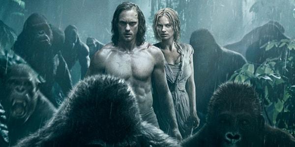 A lenda de Tarzan Novas embalagens, antigos problemas (sem spoilers) (13)