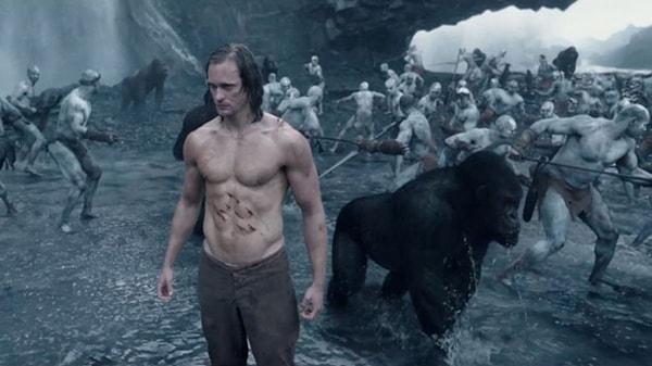 A lenda de Tarzan Novas embalagens, antigos problemas (sem spoilers) (4)