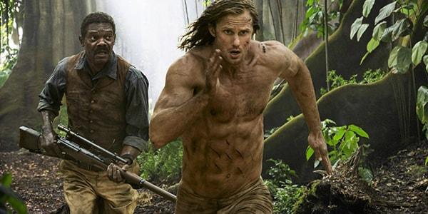 A lenda de Tarzan Novas embalagens, antigos problemas (sem spoilers) (6)