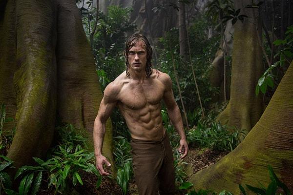 A lenda de Tarzan Novas embalagens, antigos problemas (sem spoilers) (8)