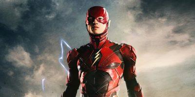 The Flash | Ezra Miller explica o que a Força de Aceleração significa para seu Barry Allen