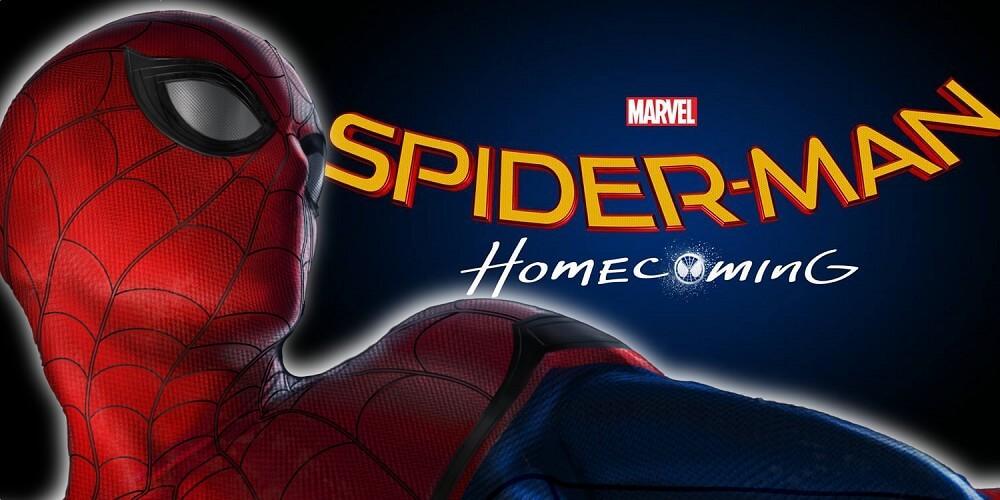 Resultado de imagem para Homem-Aranha: De Volta ao lar premiere line