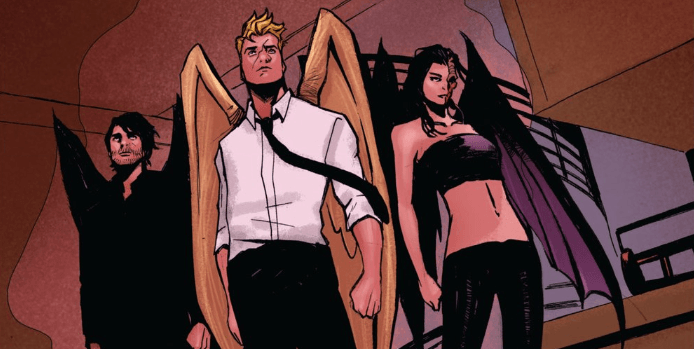 HQ do Dia | Lucifer Vol.02: Father Lucifer