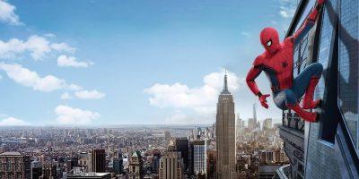 Homem-Aranha: De Volta ao Lar | Novo trailer mostra visão do Teioso em Capitão América: Guerra Civil