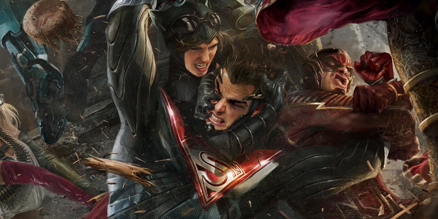Review - Injustice 2 | Evolução, envolvimento e surpreendente