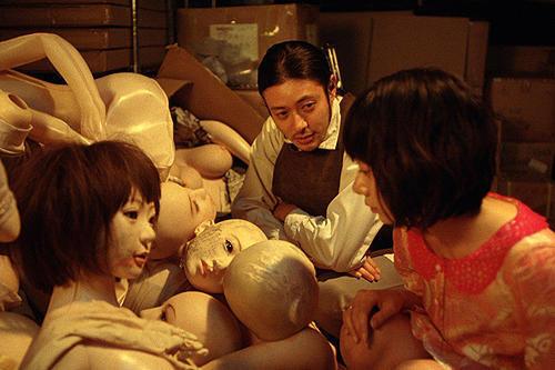 A boneca Nozomi e a morte.