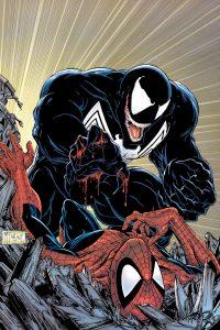 Venom vs Homem Aranha