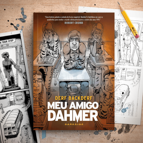 HQ do Dia | Meu Amigo Dahmer