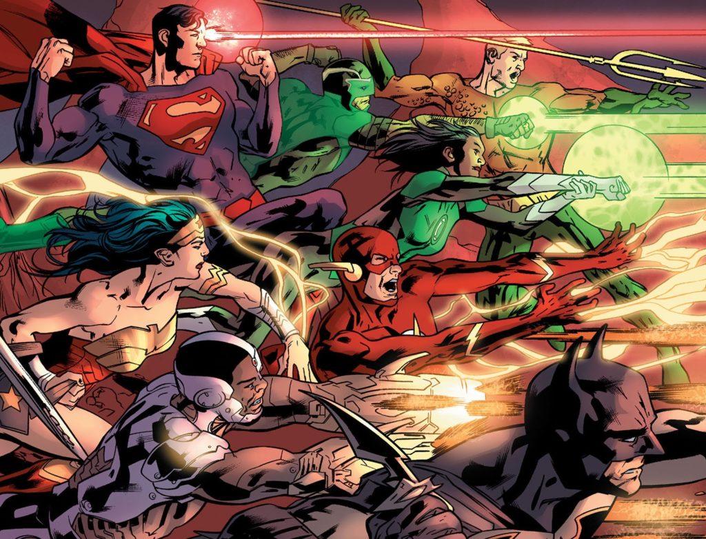 HQ do Dia | Liga da Justiça #01
