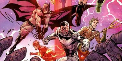 HQ do Dia | Liga da Justiça #02