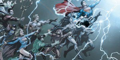 HQ do Dia | Universo DC: Renascimento