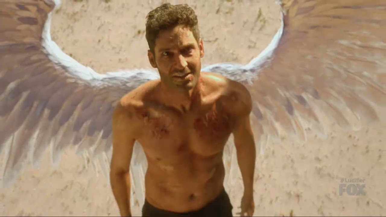 "Lucifer - 2° Temporada | Limitada entre ""queda"" e ""ascensão"""