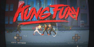 Kung Fury   Conheça o incrível jogo mobile deste insano curta