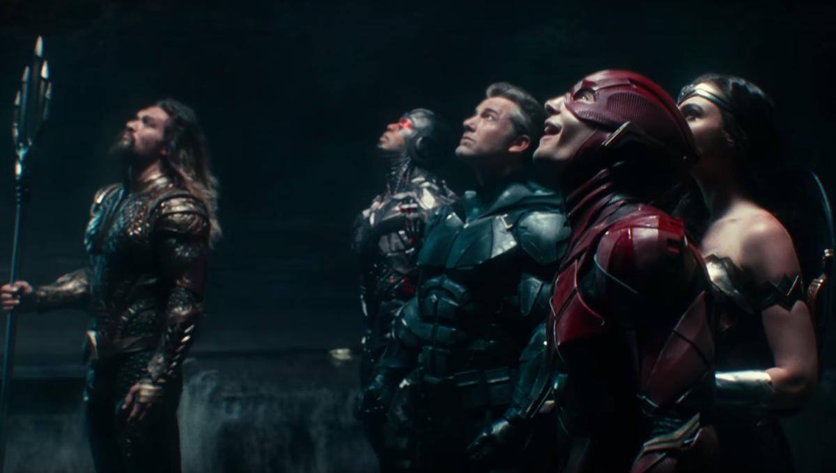 Liga da Justiça (2017) | O divertido e heroico marco zero de um futuro promissor