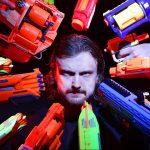 E se as armas usadas em John Wick fossem Nerfs?