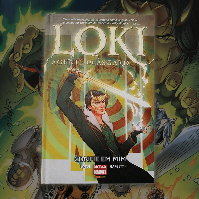 HQ do Dia | Loki: Agente de Asgard - Confie Em Mim