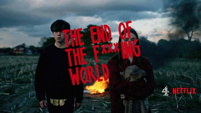 The End Of The Fxxxking World – 1º Temporada | Perdidos em desfuncionalidade, nós nos achamos