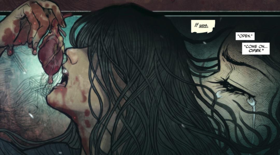 HQ do Dia | Monstress Vol.1: Despertar