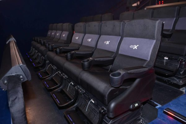 Assistir filmes em salas 4DX vale a pena?