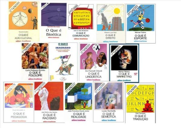 56 livros da coleção Primeiros Passos para baixar gratuitamente